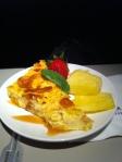 Alaskan Airlines Dessert